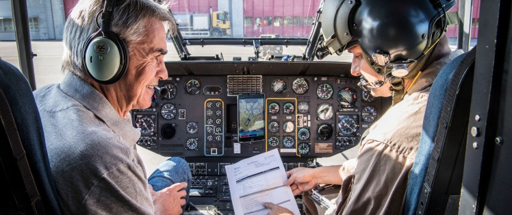 Maintenance Check Flight MCF Trainings