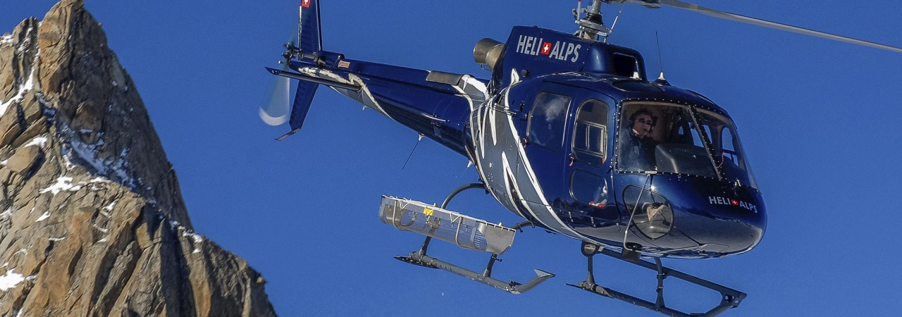 Maintenance Check Flights for all types of helicopter missions